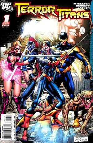 Terror Titans édition Issues