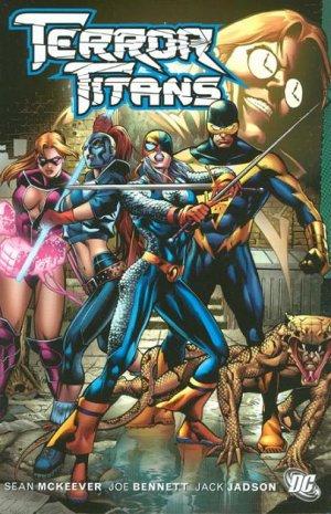 Terror Titans édition TPB softcover (souple)