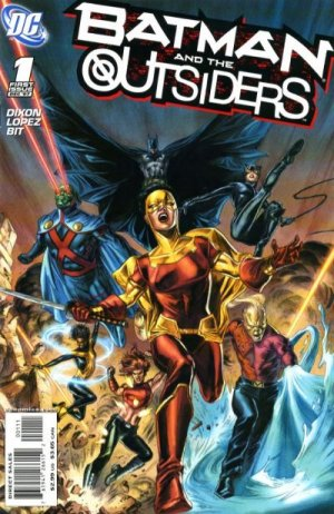 Batman and the Outsiders édition Issues V2 (2007 - 2011)