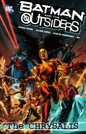 Batman and the Outsiders édition TPB softcover (souple) - Issues V2