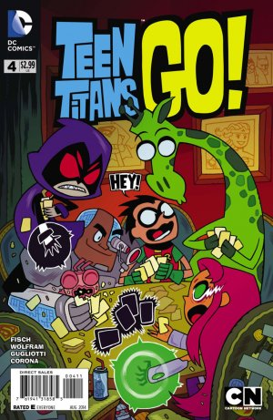 Teen Titans Go ! # 4 Issues V2 (2014 - Ongoing)