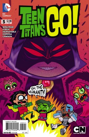 Teen Titans Go ! # 5 Issues V2 (2014 - Ongoing)
