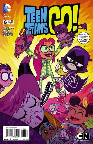 Teen Titans Go ! # 6 Issues V2 (2014 - Ongoing)