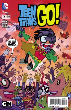 Teen Titans Go ! # 7 Issues V2 (2014 - Ongoing)