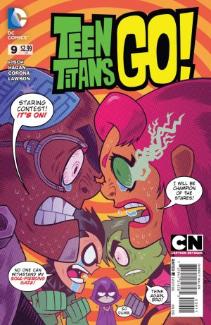 Teen Titans Go ! # 9 Issues V2 (2014 - Ongoing)