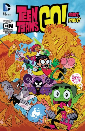 Teen Titans Go ! édition TPB softcover (souple) - Issues V2