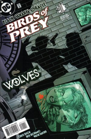 Birds of Prey - Wolves édition Issues