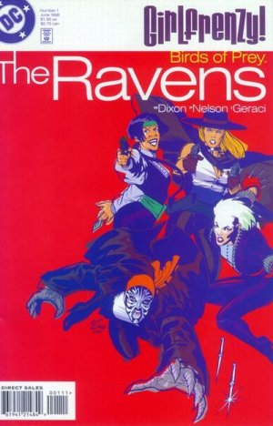 Birds of Prey - The Ravens édition Issues