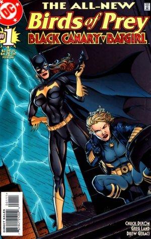 Birds of Prey - Batgirl / Black Canary édition Issues