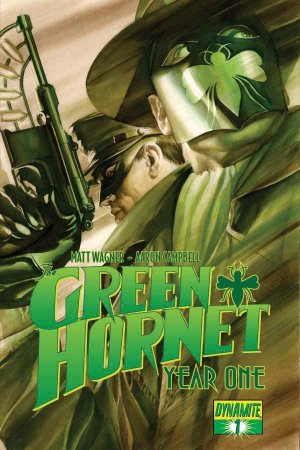 The Green Hornet - Year One édition Issues