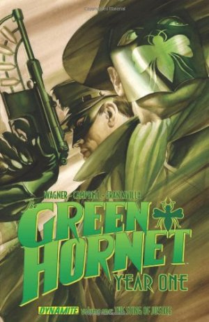 The Green Hornet - Year One édition TPB softcover (souple)