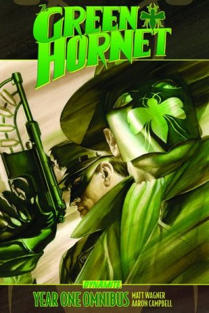 The Green Hornet - Year One édition Intégrale Omnibus