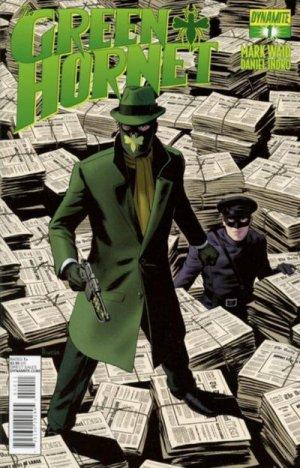 Green Hornet édition Issues V2 (2013 - 2014)