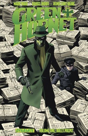 Green Hornet édition TPB softcover (souple) - Issues V2