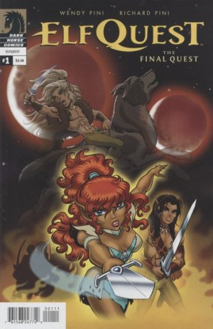 ElfQuest - The Final Quest édition Issues