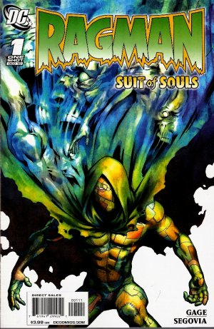 Ragman - Suit of Souls édition Issues