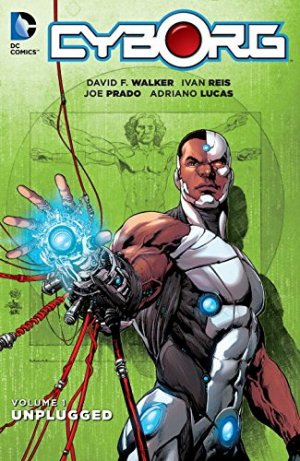 Cyborg édition TPB softcover (souple) - Issues V1