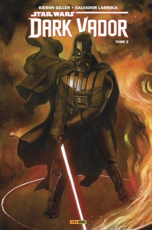 Star Wars - Darth Vader # 2 TPB hardcover (cartonnée)
