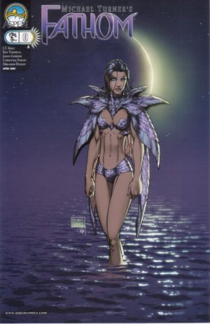 Michael Turner's Fathom édition Issues V2 (2005 - 2006)