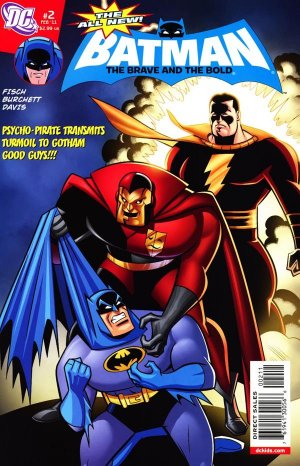 The All New Batman - The Brave and The Bold # 2 Issues