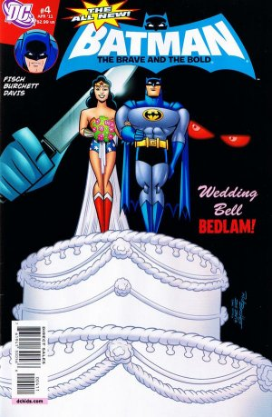 The All New Batman - The Brave and The Bold # 4 Issues