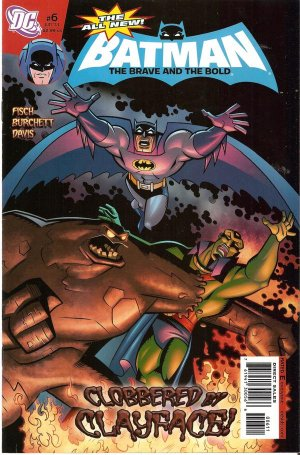 The All New Batman - The Brave and The Bold # 6 Issues