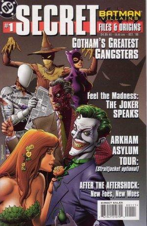 Batman Villains - Secret Files and Origins 1998 édition Issues