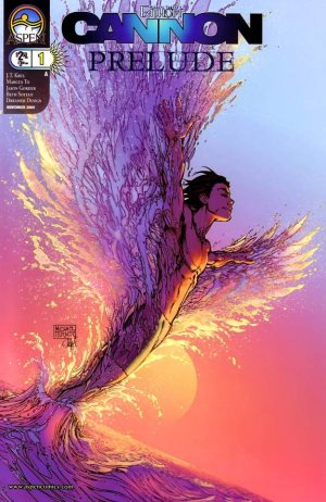 Michael Turner's Fathom - Cannon Hawke édition Issue PRELUDE