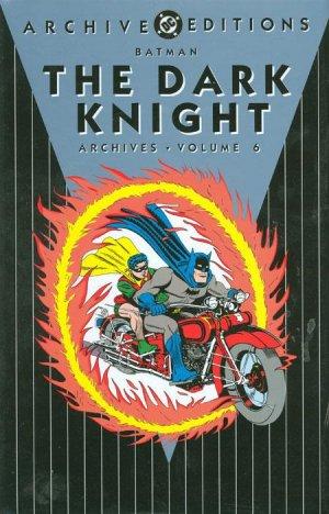 Batman # 6 TPB hardcover (cartonnée)