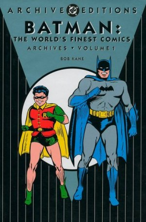 World's Finest # 1 TPB hardcover (cartonnée)