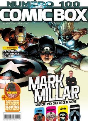 Comic Box édition Magazine (2015 - 2017)