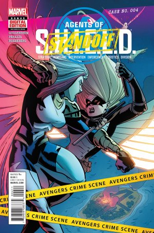 Agents of S.H.I.E.L.D # 4 Issues V1 (2016)