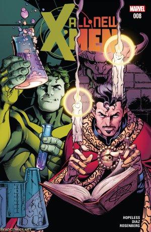 All-New X-Men # 8 Issues V2 (2015 - 2017)