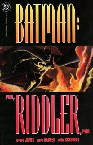Batman - Run, Riddler, Run édition Issues