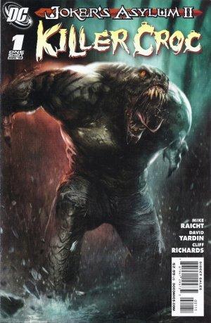 Joker's Asylum II - Killer Croc édition Issues