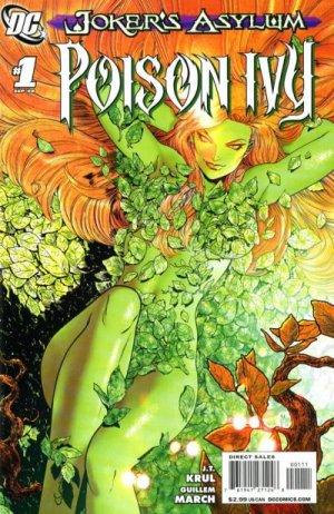 Joker's Asylum - Poison Ivy édition Issues