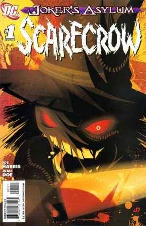 Joker's Asylum - Scarecrow édition Issues