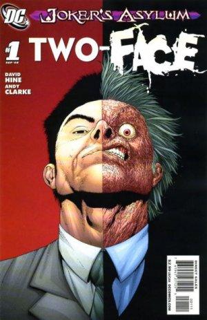 Joker's Asylum - Two-Face # 1 Issues