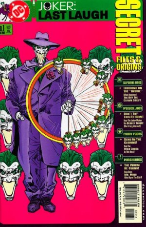 Joker Last Laugh - Secret Files and Origins édition Issues