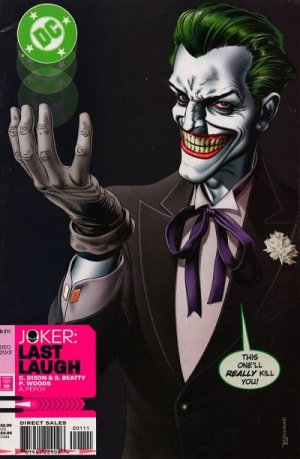 The Joker's Last Laugh édition Issues