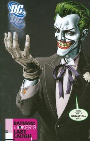 The Joker's Last Laugh édition TPB softcover (souple)