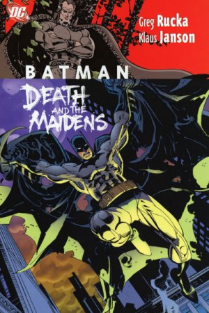 Batman - Death and the Maidens édition TPB softcover (souple)