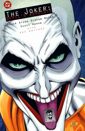 The Joker - The Devil's Advocate # 1 TPB softcover (souple)