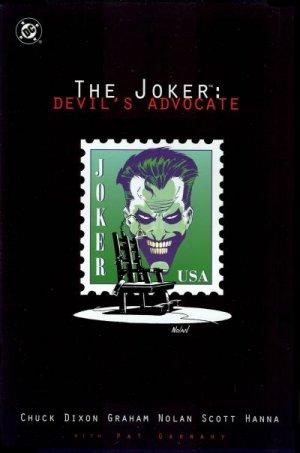 The Joker - The Devil's Advocate édition TPB hardcover (cartonnée)