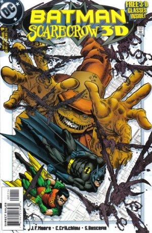 Batman / Scarecrow 3-D 1 - Concert of Fear