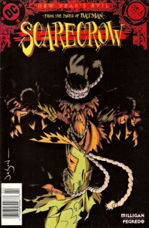 New Year's Evil - Scarecrow édition Issues
