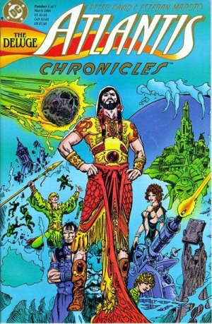 Atlantis Chronicles édition Issues