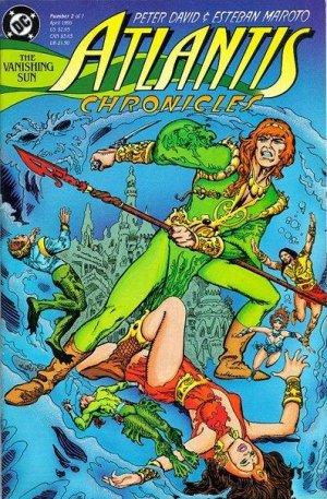 Atlantis Chronicles # 2 Issues