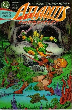 Atlantis Chronicles # 5 Issues