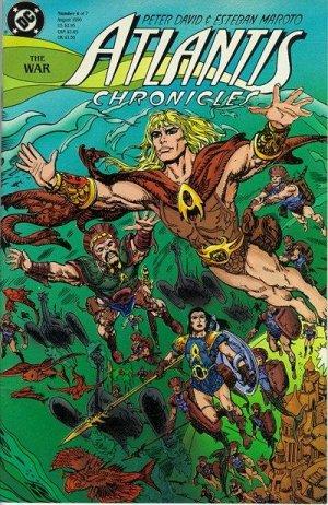 Atlantis Chronicles # 6 Issues